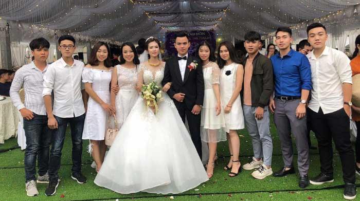 nằm mơ thấy đám cưới người thân