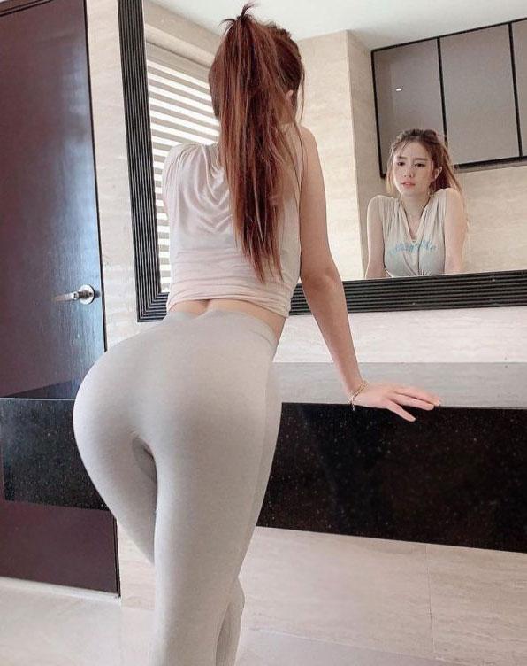 Girl Xinh Mông Bự